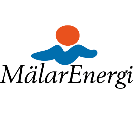 Mälar energi logo