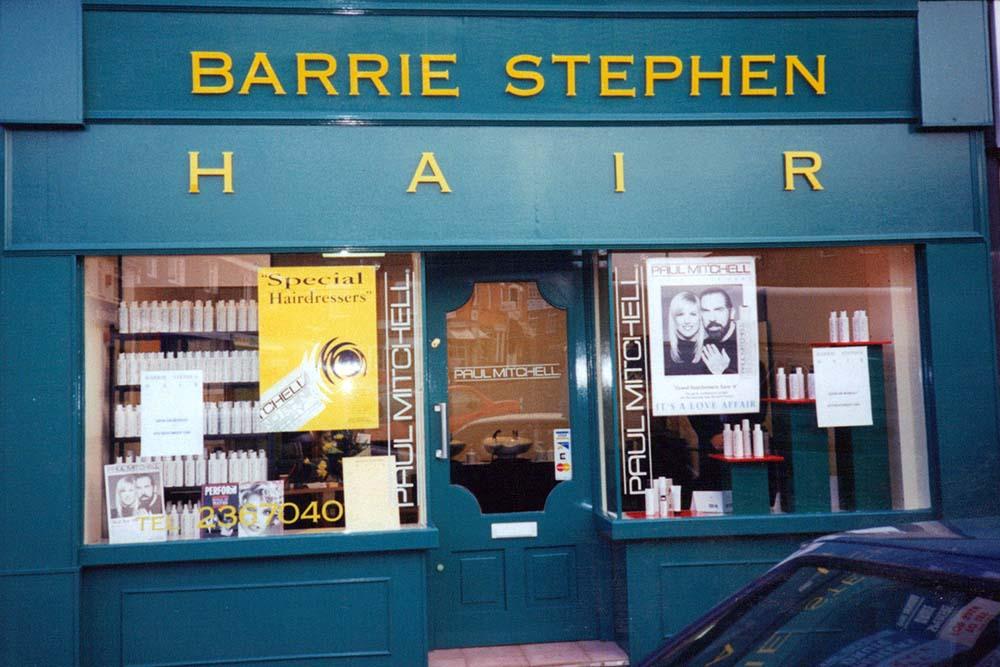 25 years of Barrie Stephen