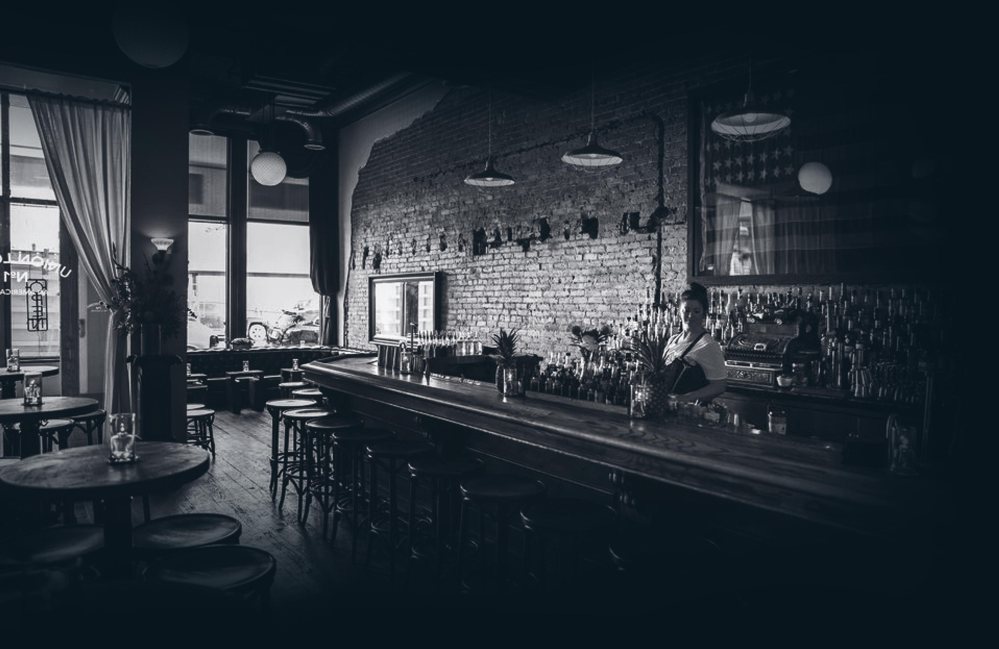 Union Lodge, An American Bar