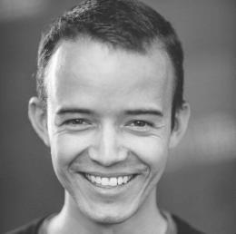 Headshot of Nate Wearin