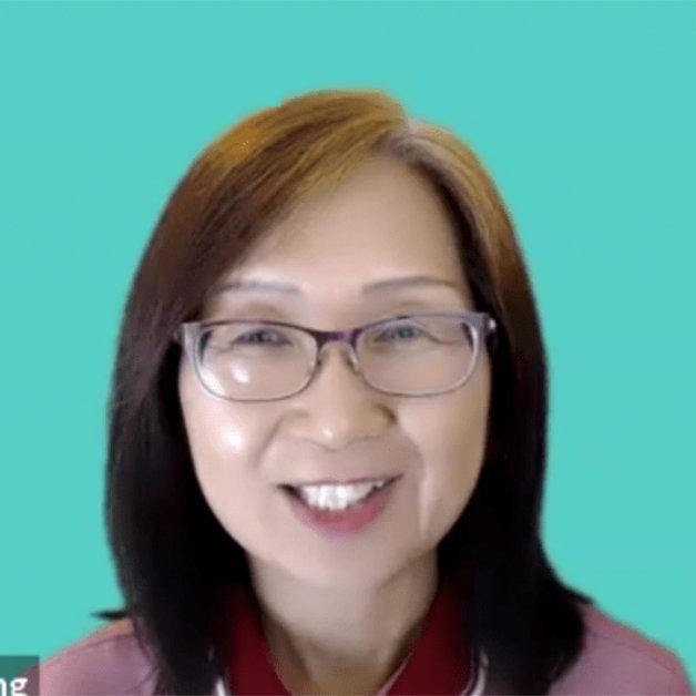 Virtual certified teacher livestreams class