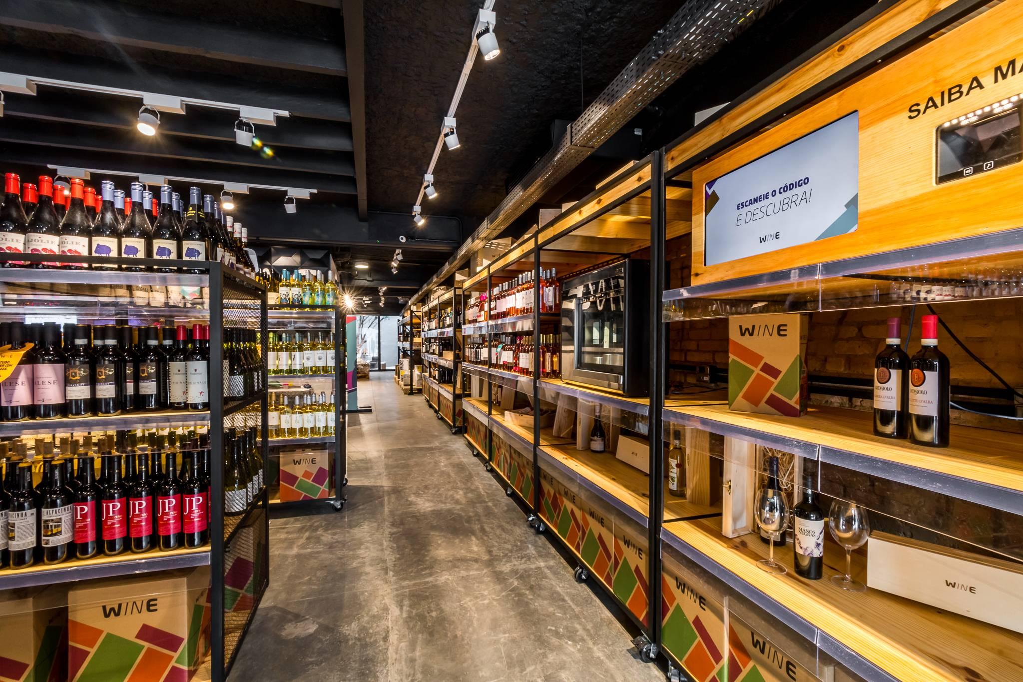 Centro de Distribuição Wine