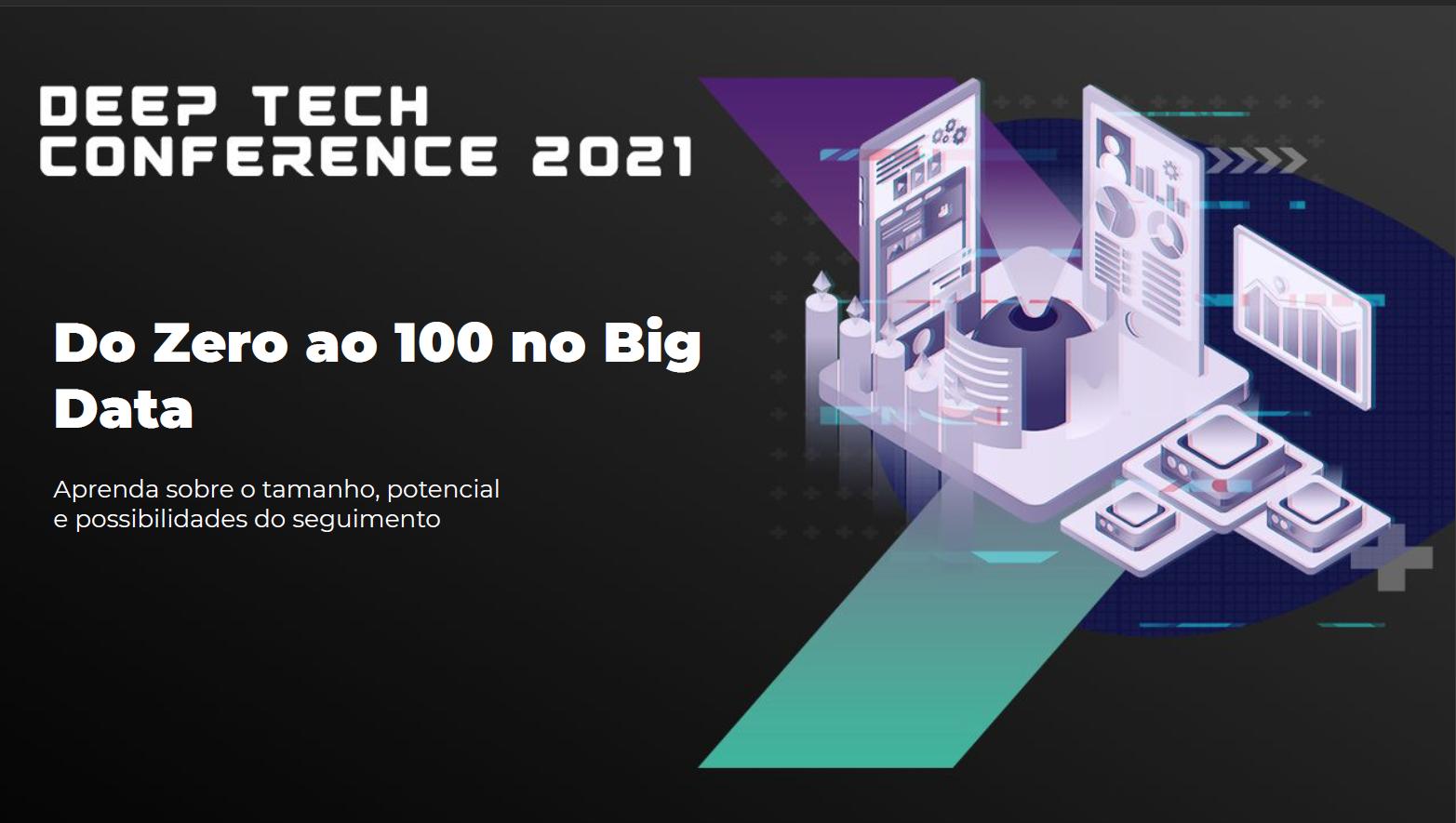 Do Zero ao 100 no mundo de Big Data