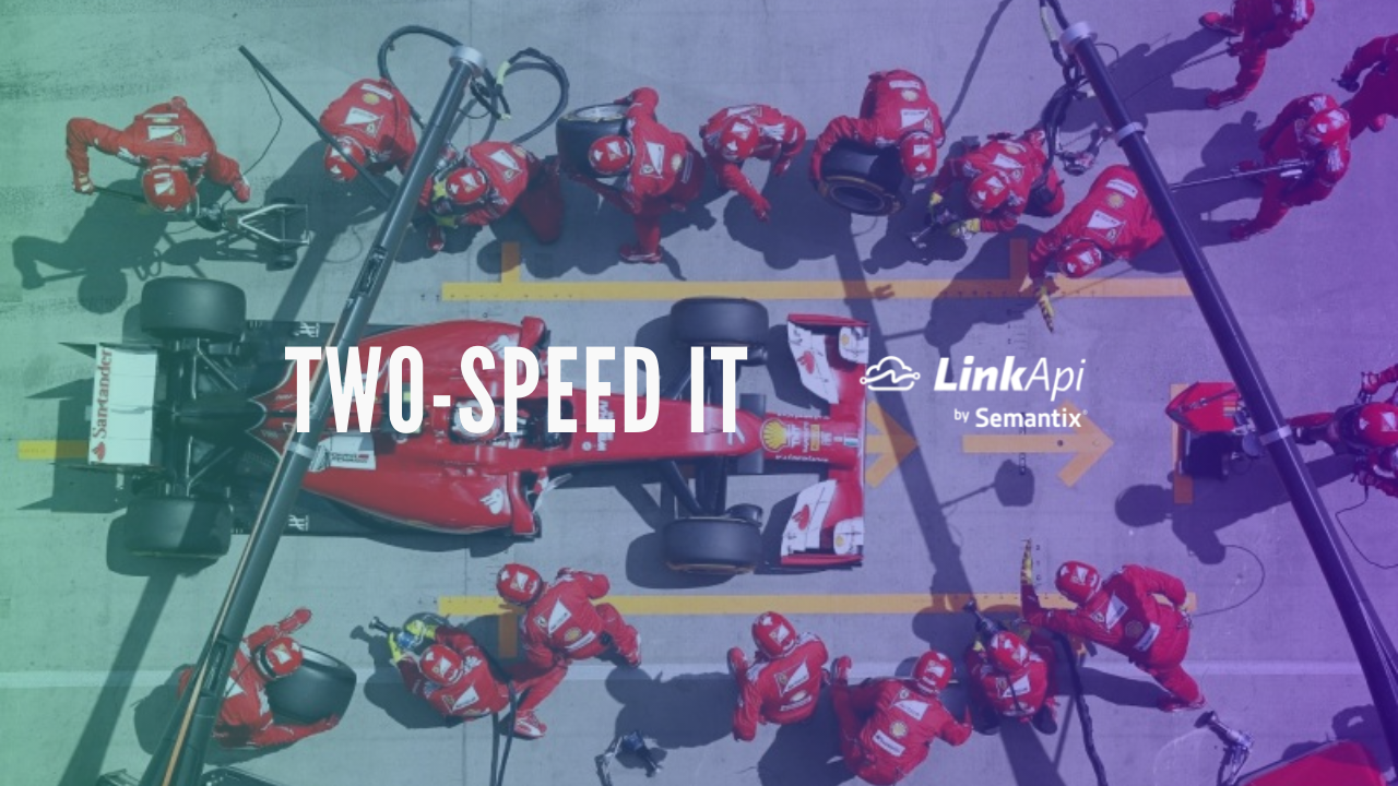 Two-Speed IT - LinkApi