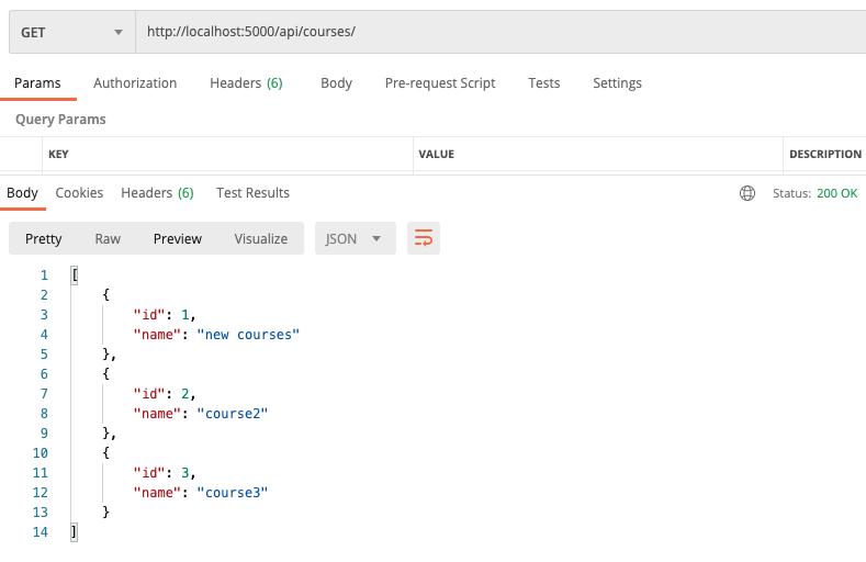 API REST com Node - GET 1