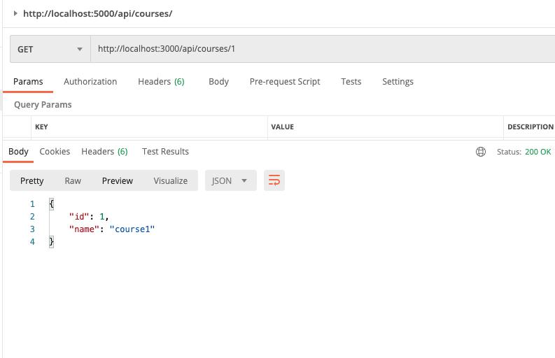 API REST com Node - GET 2