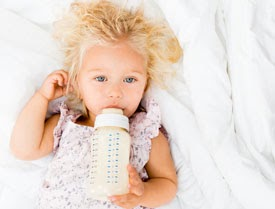 Baby Bottle Tooth Decay, Breastfeeding Decay, Early Childhood Caries