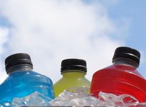 Beware Sports Drinks & Cavities!