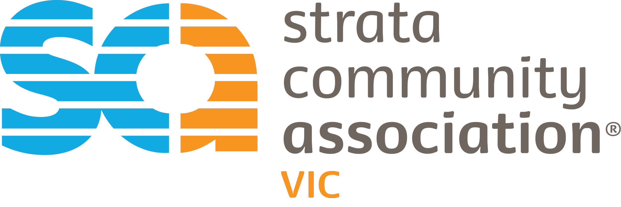 Strata Community Association Victoria logo.
