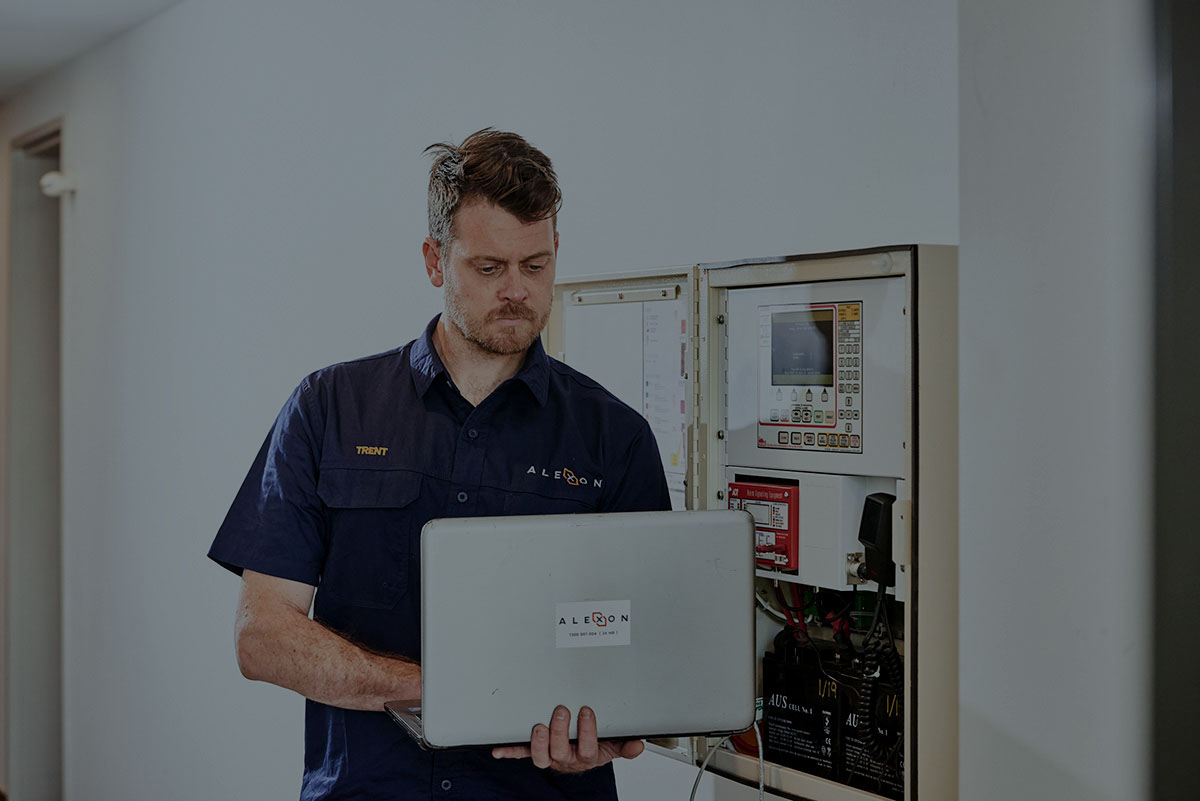 Fire Alarm Inspection Service | Alexon