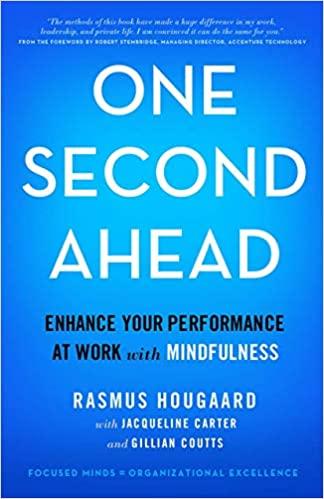One Second Ahead by Rasmus Hougaard