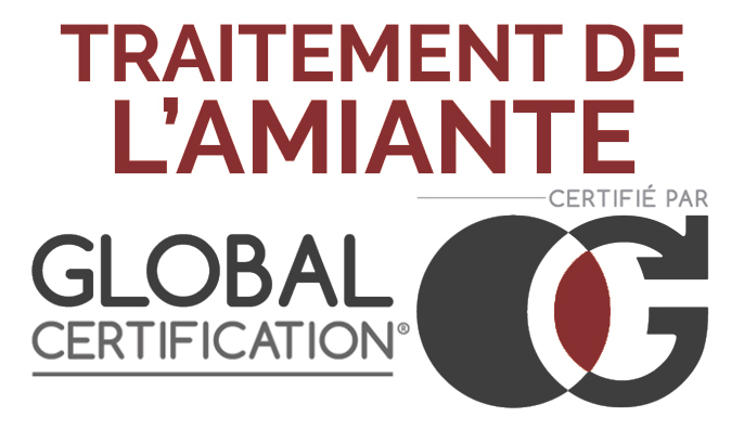 Global certification, amiante