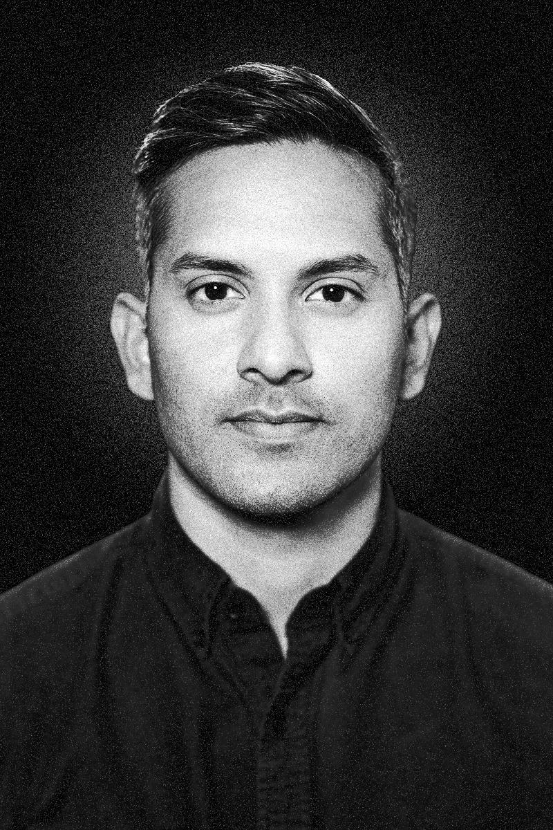 Headshot of Russel Quadros