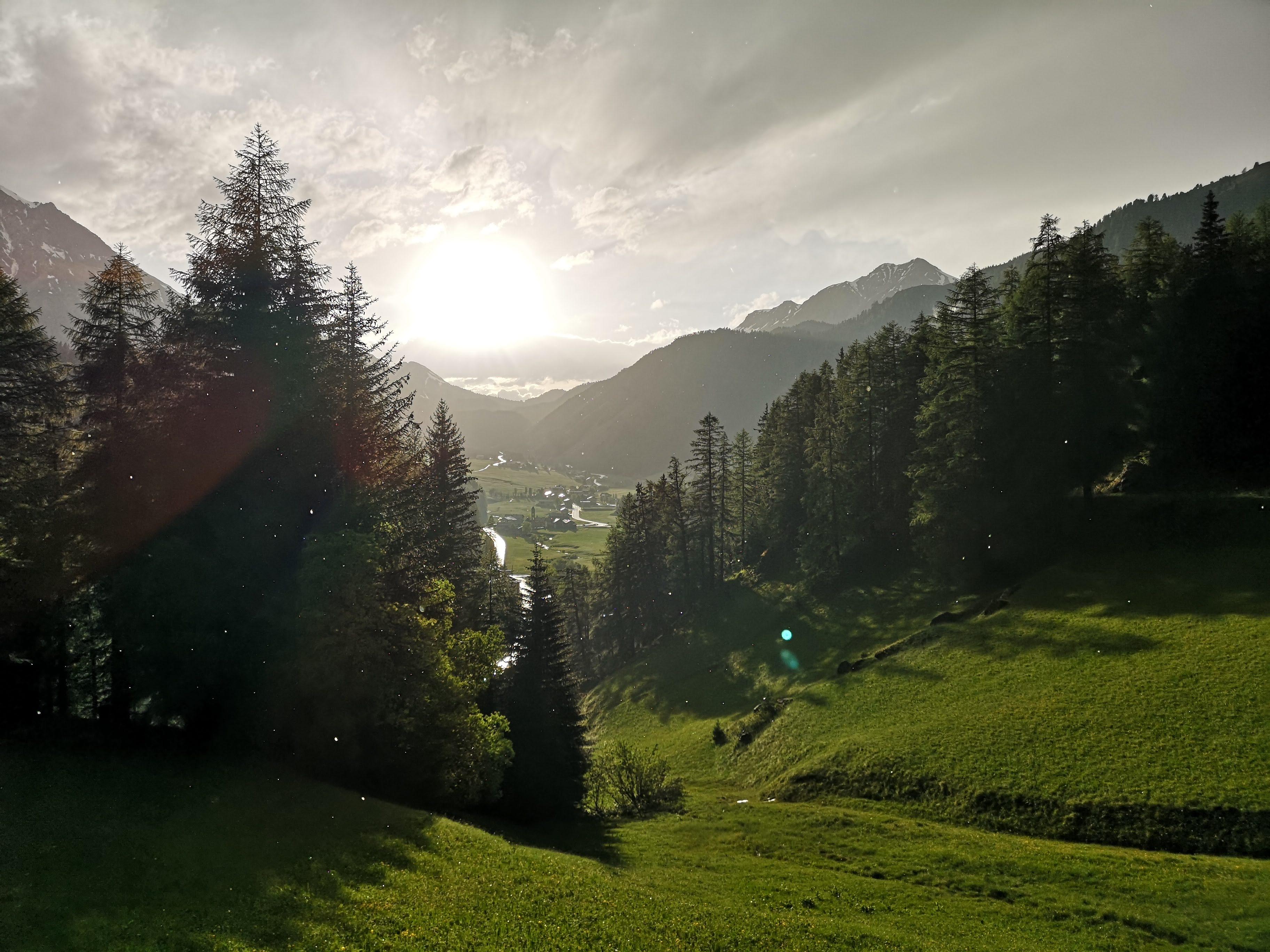 Grischun 2021 - in den Bergen