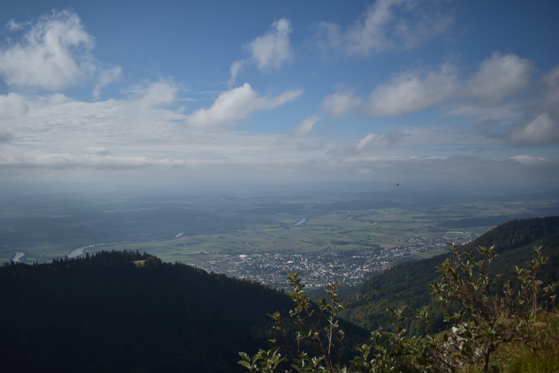 Jura 2022 in den Bergen