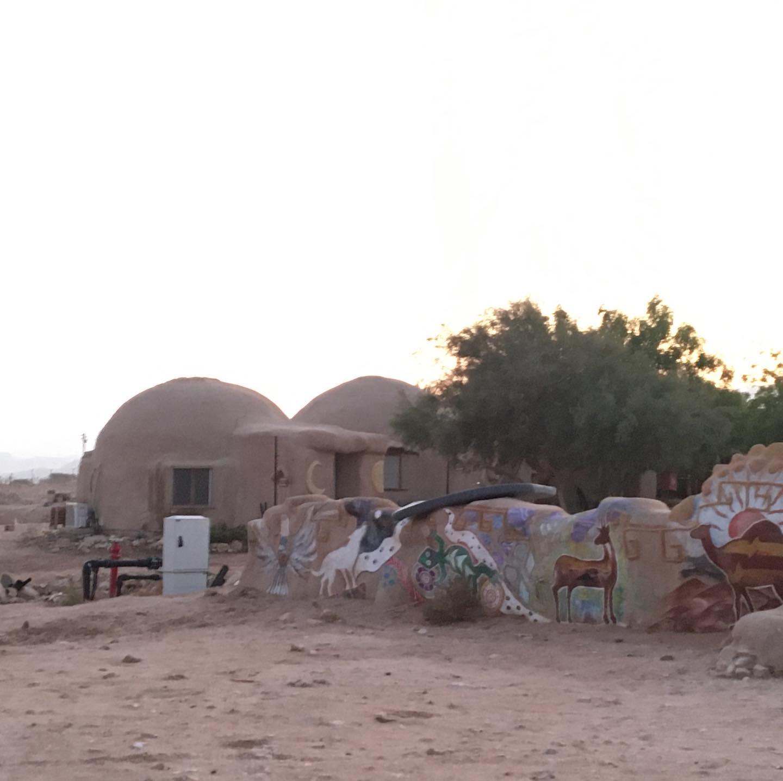 Israel 2021 - in der Wüste