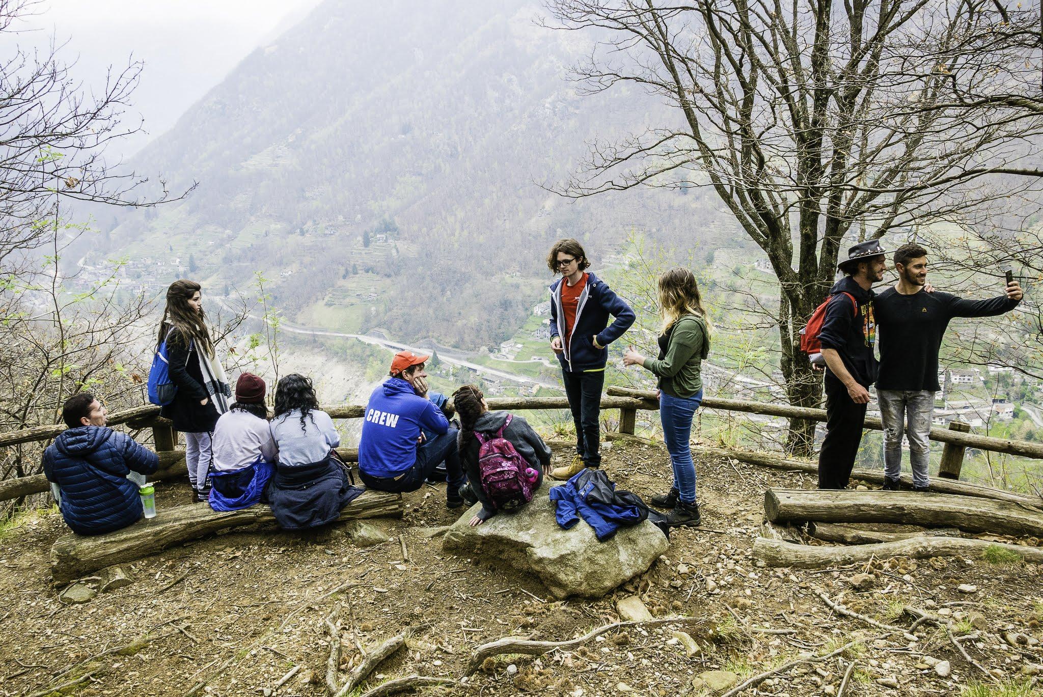 Ticino 2022 - in den Bergen