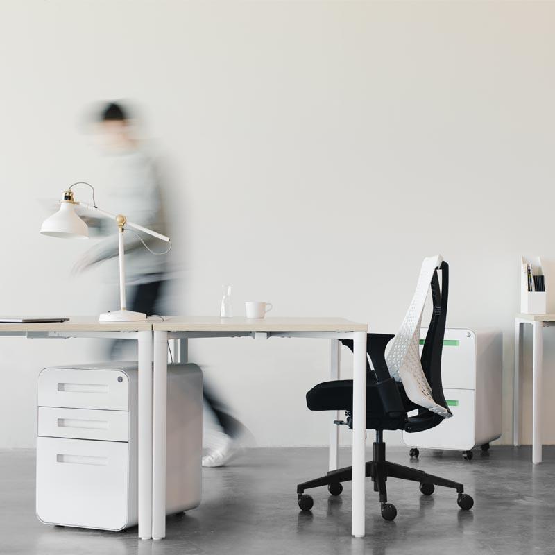 Comment améliorer sa posture au bureau