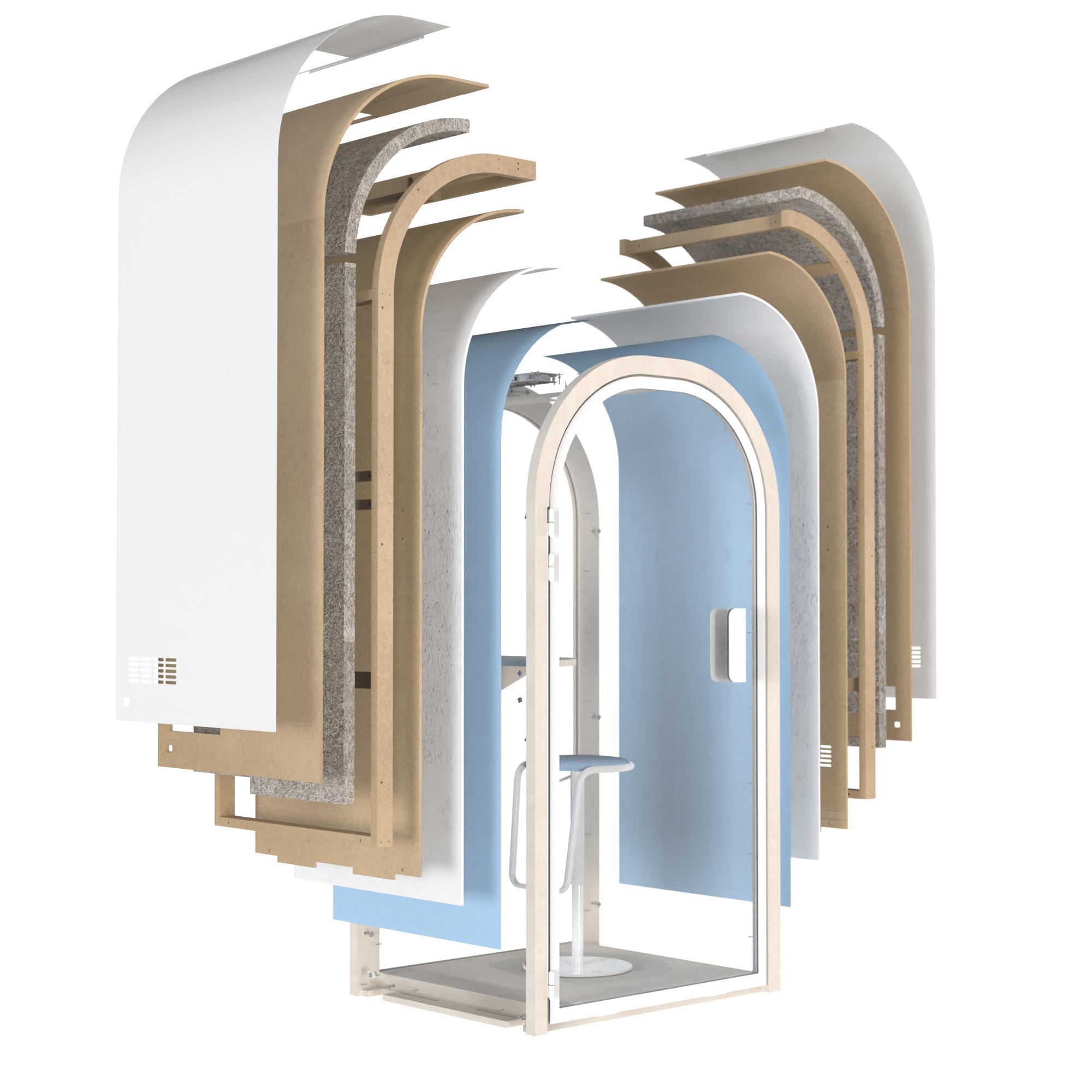 phonebox materials