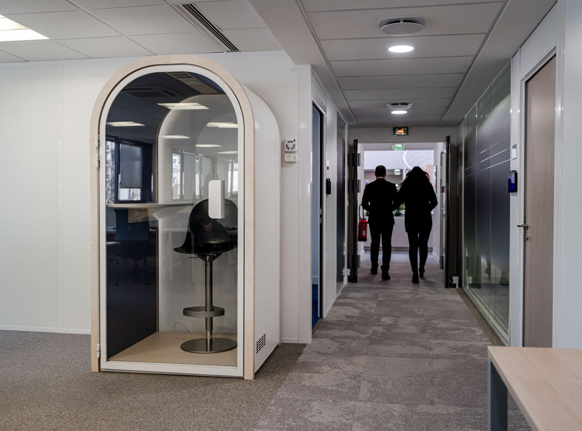 Econocom choosesArche for its new generation headquarters