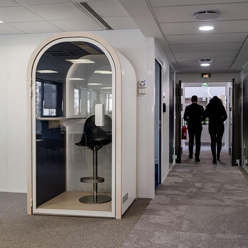 Econocom choisit l'Arche pour son siège nouvelle génération