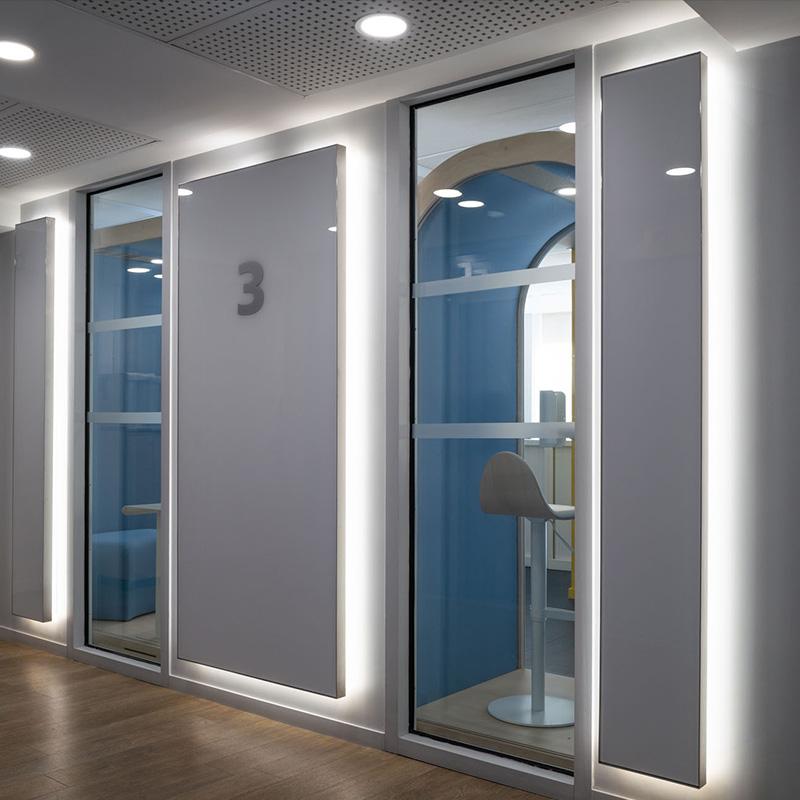 Tribvn Healthcare s'offre des espaces de confidentialité
