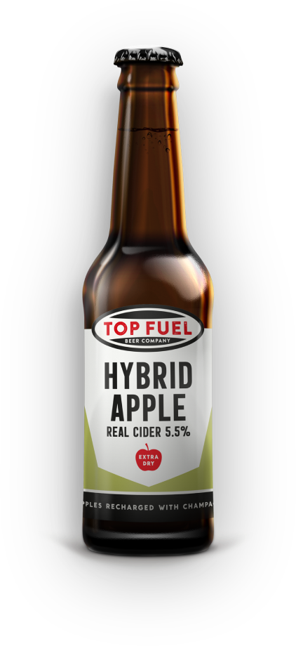 Top Fuel Hybrid Apple Aito Siideri