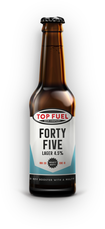 Top Fuel Forty Five Lager