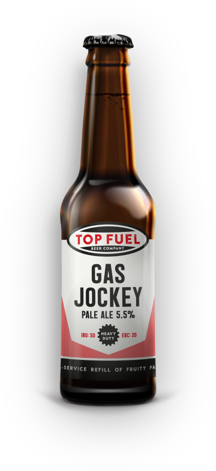Top Fuel Gas Jockey Pale Ale