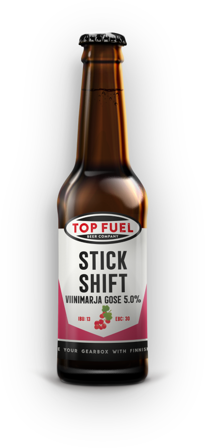 Top Fuel Stick Shift