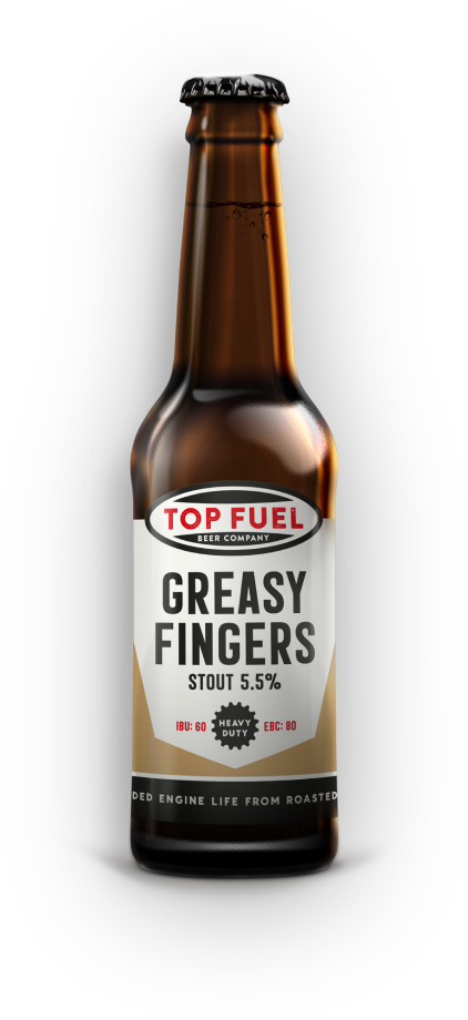 Top Fuel Greasy Fingers Stout