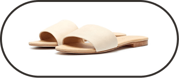 Image of woman's sandals