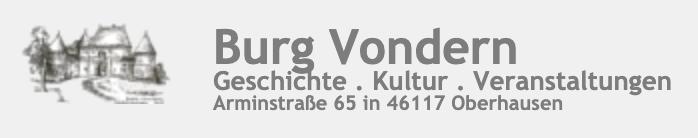 Förderkreis Burg Vondern e.V.