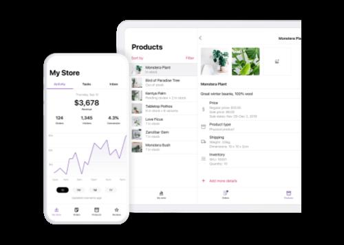 Online-Shop Mobile App
