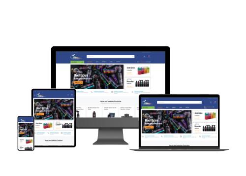 Online Shop für Autopflegeprodukte