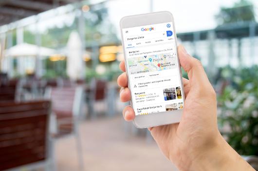 Google Sichtbarkeit erhöhen Webseite