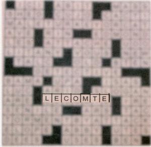 Crossword puzzle graphic