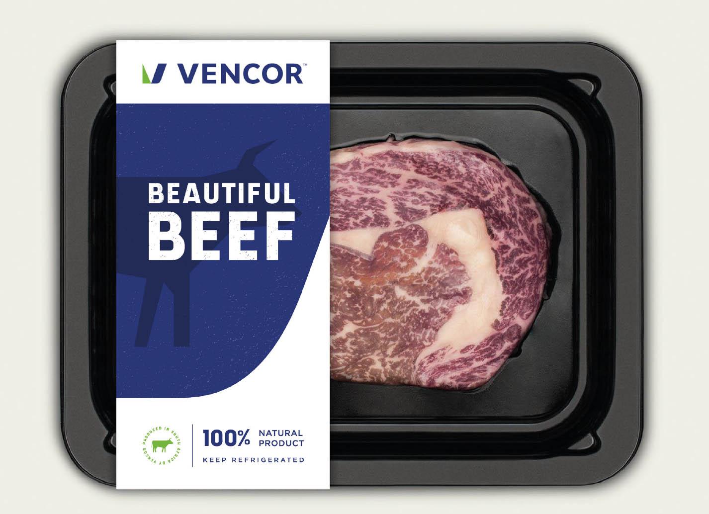 Figure 4: Vencor packaging, 2020