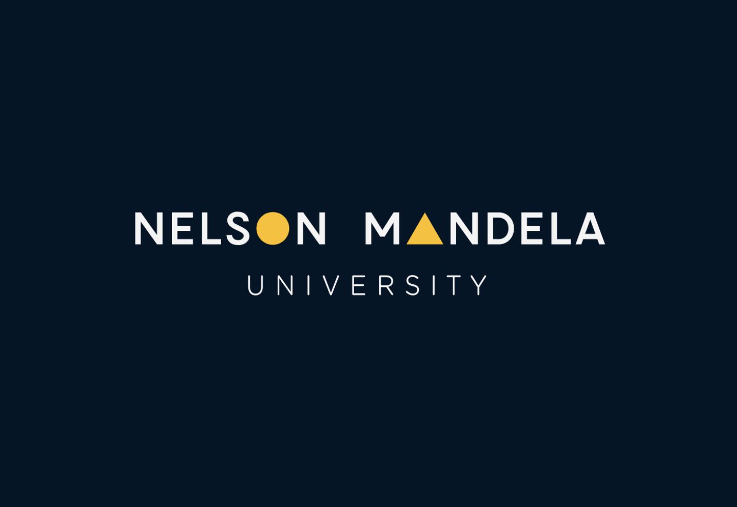 Creative Design Company - client Nelson Mandela University stacked logo