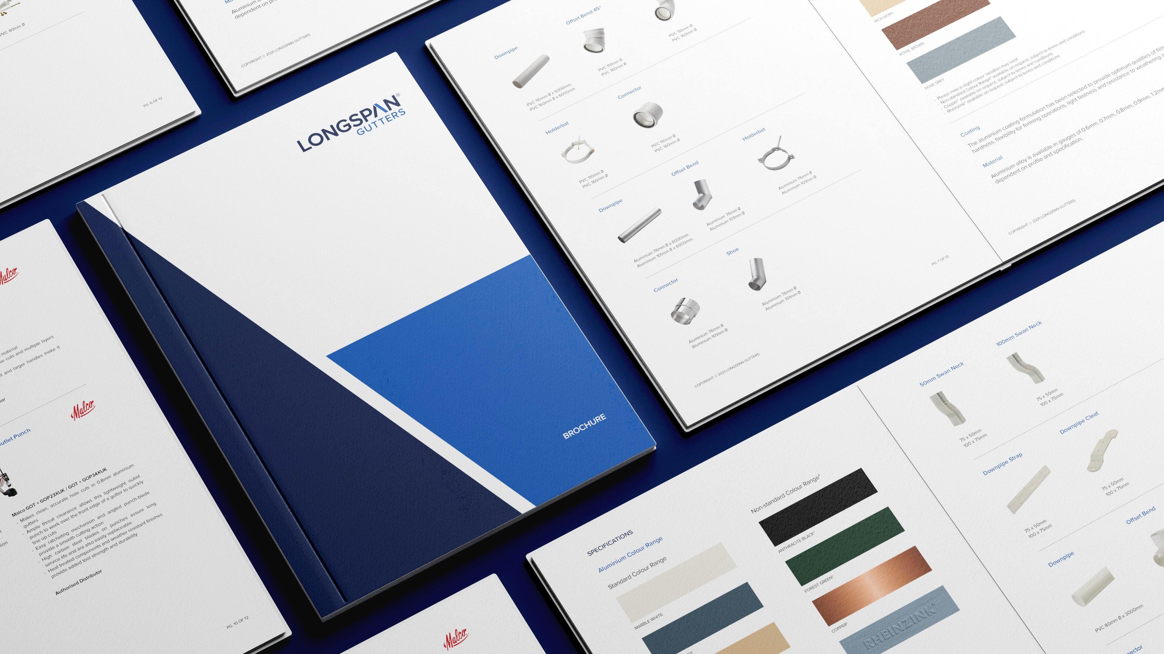 Brochure Design - client Seamaster Brochure inserts-min