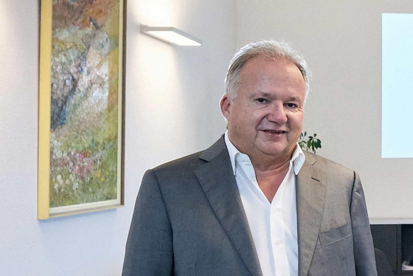 Peter Hauenstein, Geschäftsführung Hauenstein Gruppe