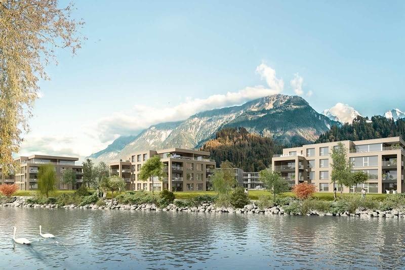 Überbauung Herreney Interlaken