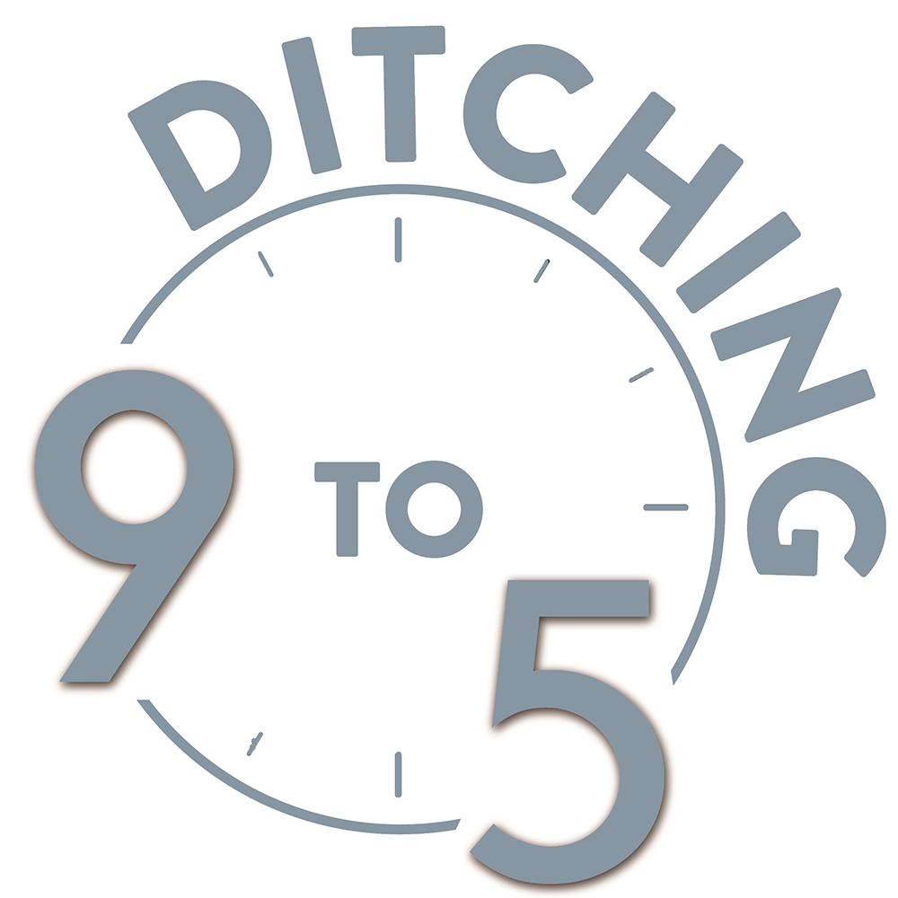 Ditching 9 to 5 logo