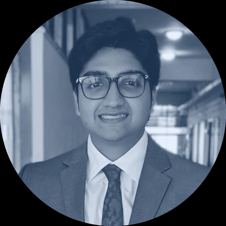 Image of Arham Khan, Sr Operations Coordinator, Acme AI Ltd.