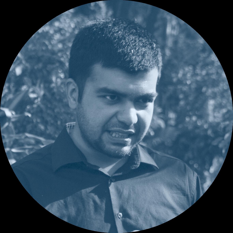 Image of Sadhli Roomy, Co-founder and COO of Acme AI Ltd.