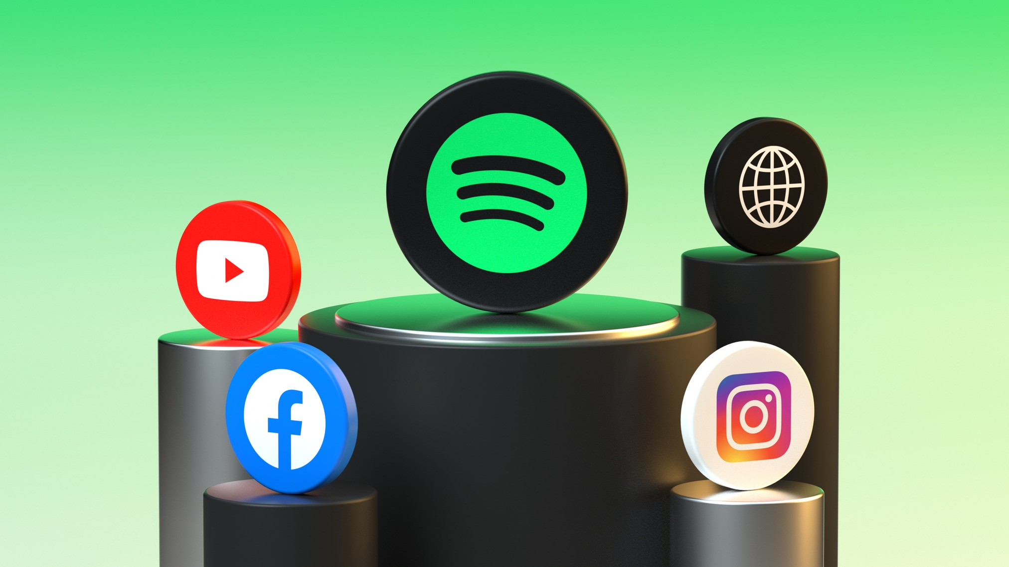 5 platforms you need to be successful in music