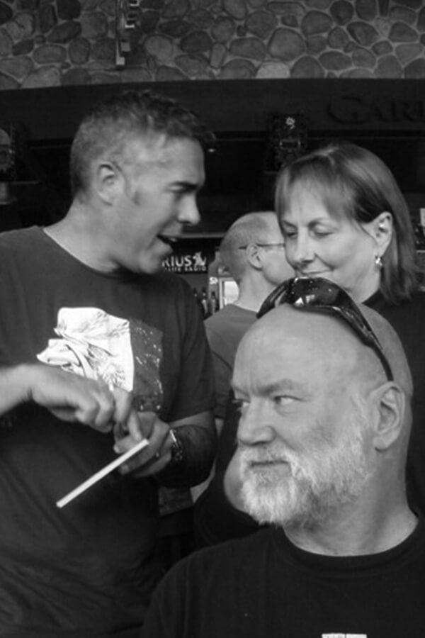 Jon McComb & Ed Robertson