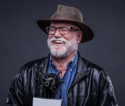 Jon McComb with Hat