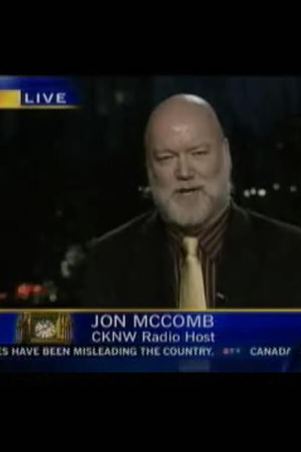 Jon McComb CTV