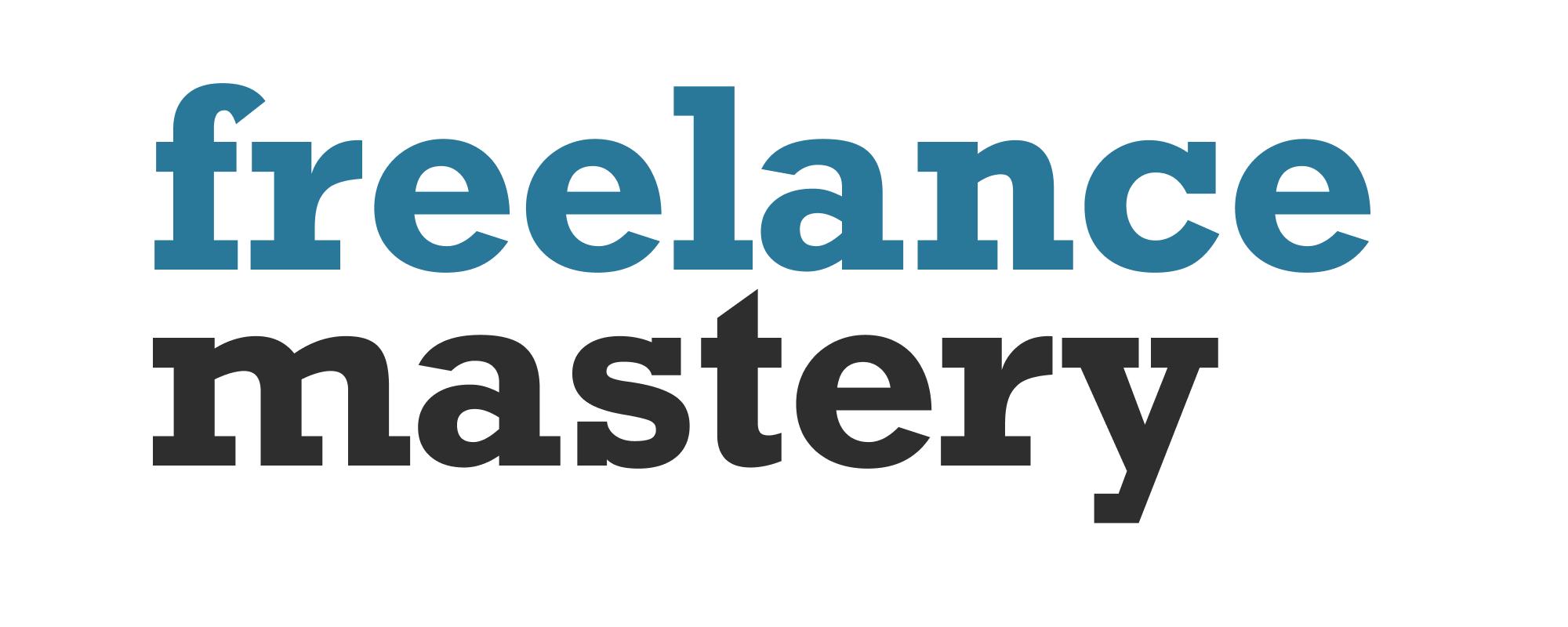 freelance mastery logo